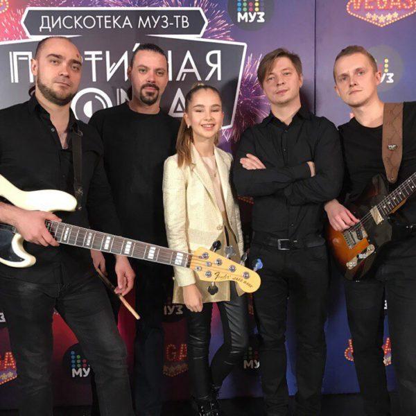 Партийная Зона на МУЗ ТВ, октябрь 2016
