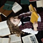 Любовь к книгам ( английский колледж), Март, 2016