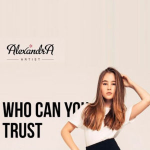 Who Can You Trust (Cover)