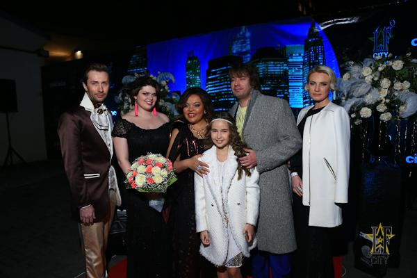 Александра Абрамейцева поздравила Модный столичный путеводитель LFCITY с Днем рождения!