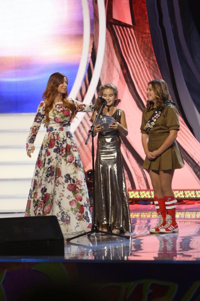 Детская Премия МУЗ ТВ «Kinder МУЗ Awards», Сентябрь 2014