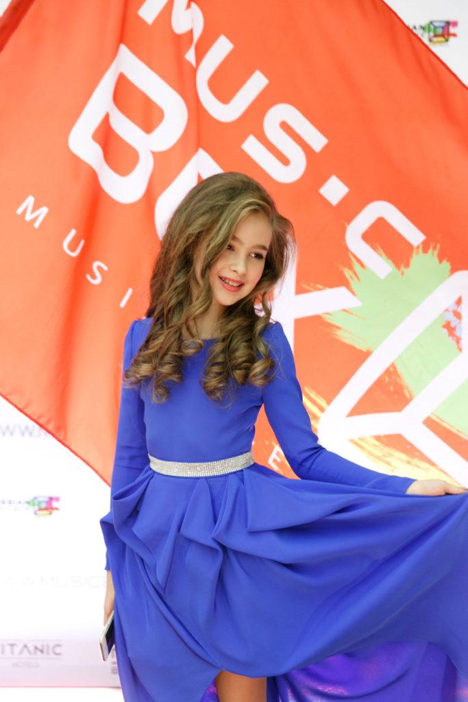 На Красной дорожке Реальной Премии MUSICBOX 2014
