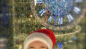 Дорогие мои друзья и поклонники! С Новым Годом и Рождеством!