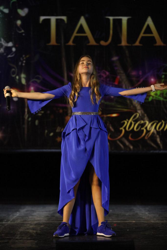 Александра Абрамейцева — победительница Международного фестиваля — Звездопад, Талантов