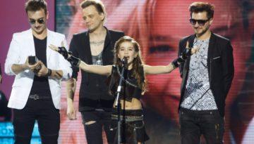 Александра Абрамейцева — победительница Реальной Премии MUSICBOX 2014
